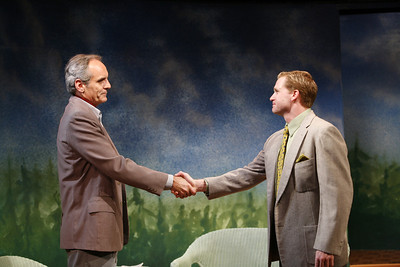 Anthony Newfield and Alex Cranmer in SUSAN AND GOD by Rachel Crothers  Photo: Richard Termine