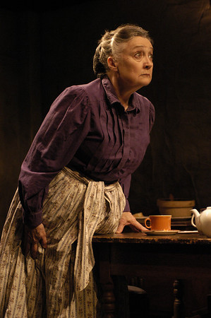 Mikel Sarah Lambert in THE DAUGHTER-IN-LAW by D.H. Lawrence  Photo: Richard Termine
