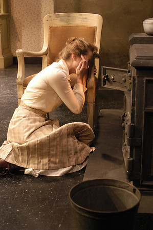 Angela Reed in THE DAUGHTER-IN-LAW by D.H. Lawrence  Photo: Richard Termine