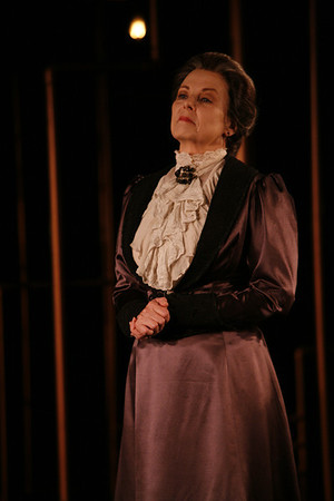 Robin Moseley in THE GLASS CAGE by J.B. Priestley  Photo: Richard Termine