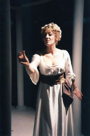 Lisa Bostnar in THE HOUSE OF MIRTH by Edith Wharton and Clyde Fitch