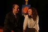 Jordan Lage and Constance Tarbox in THE LONELY WAY by Arthur Schnitzler <br /> Photo: Rahav Segev/Photopass.com