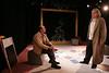 Jordan Lage and Ronald Guttman in THE LONELY WAY by Arthur Schnitzler <br /> Photo: Rahav Segev/Photopass.com