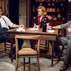 THE MOUNTAINS LOOK DIFFERENT By Micheál mac Liammóir <br /> Jesse Pennington, Brenda Meaney and Con Horgan<br /> Photo by Todd Cerveris