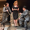 THE MOUNTAINS LOOK DIFFERENT By Micheál mac Liammóir <br /> Daniel Marconi, Brenda Meaney and Paul O'Brien<br /> Photo by Todd Cerveris