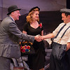 THE MOUNTAINS LOOK DIFFERENT By Micheál mac Liammóir <br /> Paul O'Brien, Brenda Meaney and Jesse Pennington<br /> Photo by Todd Cerveris
