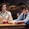 THE PRICE OF THOMAS SCOTT BY ELIZABETH BAKER<br /> Emma Geer and Nick LaMedica<br /> Photo by Todd Cerveris