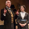 THE PRICE OF THOMAS SCOTT BY ELIZABETH BAKER<br /> Mitch Greenberg and Emma Geer<br /> Photo by Todd Cerveris
