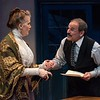THE PRICE OF THOMAS SCOTT BY ELIZABETH BAKER<br /> Tracy Sallows and Donald Corren<br /> Photo by Todd Cerveris