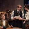 THE PRICE OF THOMAS SCOTT BY ELIZABETH BAKER<br /> Tracy Sallows, Donald Corren and Emma Geer<br /> Photo by Todd Cerveris