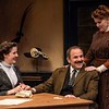 THE PRICE OF THOMAS SCOTT BY ELIZABETH BAKER<br /> Emma Geer, Donald Corren and Tracy Sallows<br /> Photo by Todd Cerveris