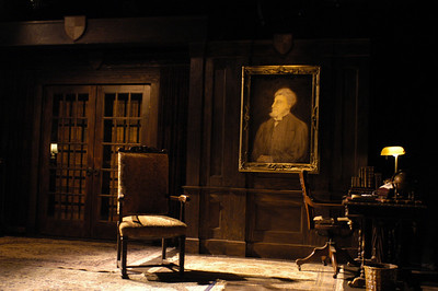 THE TRUTH ABOUT BLAYDS by A.A. Milne  Photo: Richard Termine