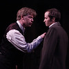 Eric Martin Brown and Nick Cordileone in THE WIDOWING OF MRS. HOLROYD by D.H. Lawrence <br /> Photo: Richard Termine