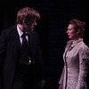Eric Martin Brown and Julia Coffey in THE WIDOWING OF MRS. HOLROYD by D.H. Lawrence <br /> Photo: Richard Termine