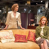 Kristin Griffith and Victoria Mack in THE FATAL WEAKNESS by George Kelly.<br /> Photo: Richard Termine