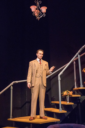 Robert David Grant in THE LUCKY ONE by A.A. Milne. Directed by Jesse Marchese. Photo: Richard Termine.