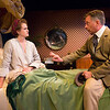 Brenda Meaney and Michael Frederic in THE NEW MORALITY by Harold Chapin.<br /> Photo: Richard Termine