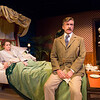 Brenda Meaney, Michael Frederic, and Kelly McCready in THE NEW MORALITY by Harold Chapin.<br /> Photo: Richard Termine