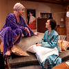 Carol Halstead and Christine Albright in WALKING DOWN BROADWAY by Dawn Powell <br /> Photo: Richard Termine