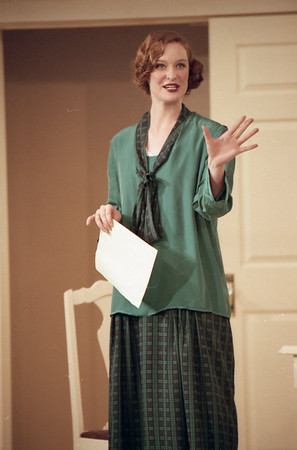 Robyne Parrish in WELCOME TO OUR CITY by Thomas Wolfe  Photo: Richard Termine