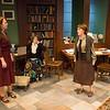 Emily Walton, Dee Pelletier, Aedin Moloney, and Kate Middleton in WOMEN WITHOUT MEN by Hazel Ellis.<br /> Photo: Richard Termine.
