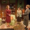 Emily Walton, Aedin Moloney, and Kellie Overbey in WOMEN WITHOUT MEN by Hazel Ellis.<br /> Photo: Richard Termine.