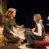 Emily Walton and Alexa Shae Niziak in WOMEN WITHOUT MEN by Hazel Ellis.<br /> Photo: Richard Termine.