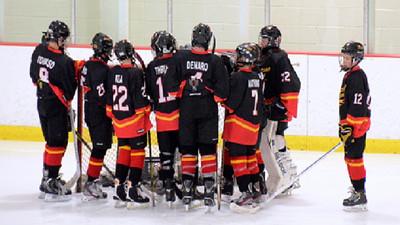 Flames vs. Boston Advantage Thanksgiving Tournament - Game 2