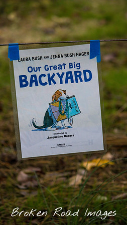 LAURA BUSH AND JENNA BUSH HAGER Our Great Big BACKYARD 2093 OF THE USA ROAD ATLAS Illustrated by Jacqueline Rogers HARPER An imprint of HarperCollins Publishers