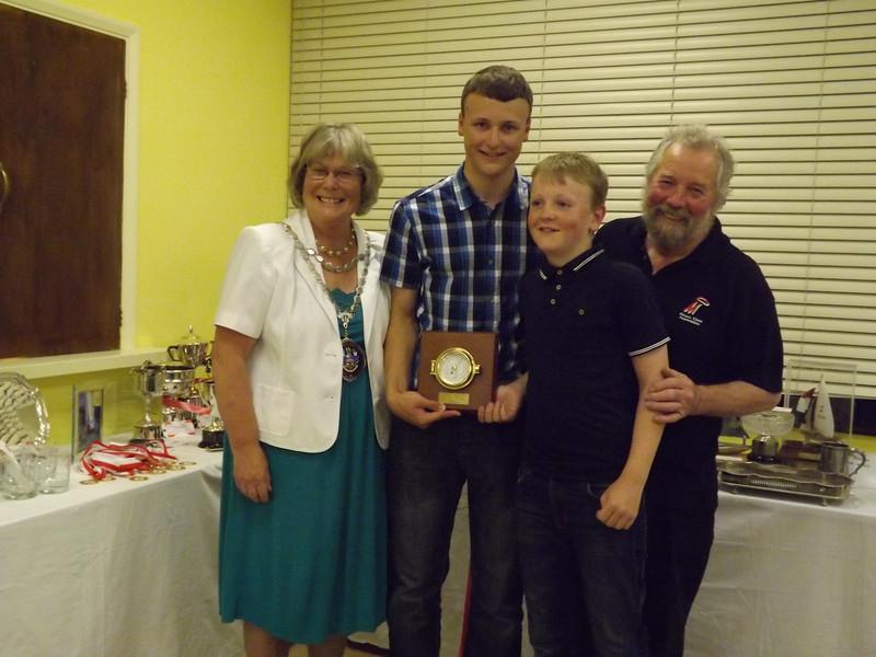 5 - Bailey Family Trophy 2014 - Jean Reed -