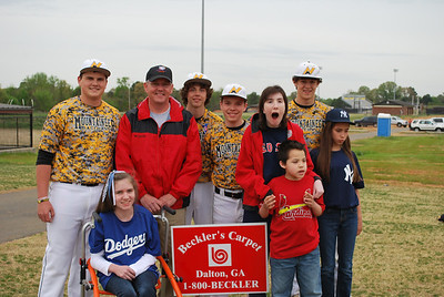 North Murray Miracle League Night