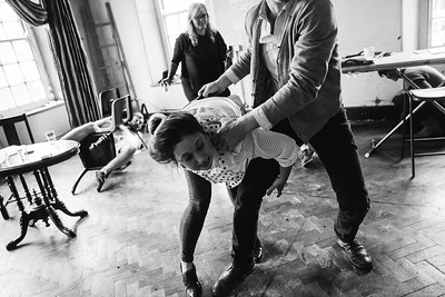 47-Magnificent Three Rehearsals