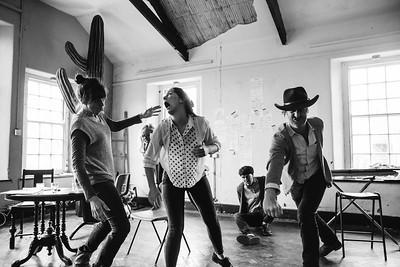 45-Magnificent Three Rehearsals