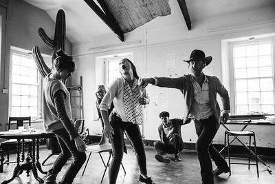 44-Magnificent Three Rehearsals
