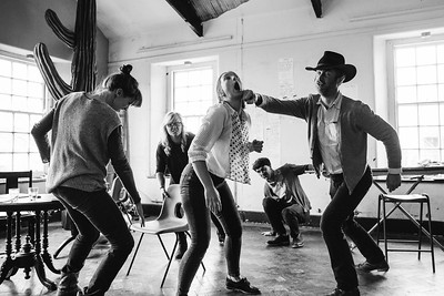 43-Magnificent Three Rehearsals