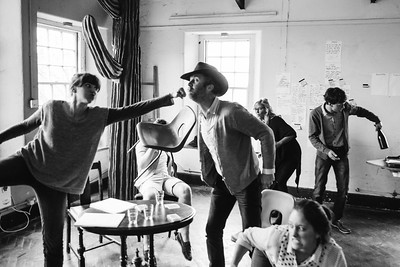 41-Magnificent Three Rehearsals