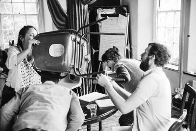 38-Magnificent Three Rehearsals