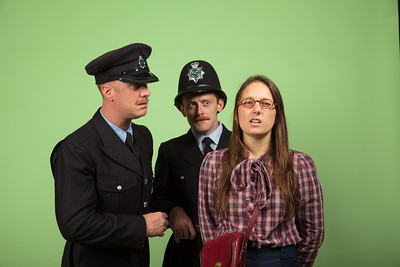 029-police studio