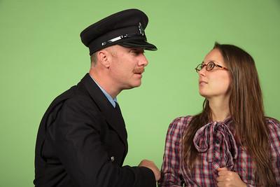 006-police studio