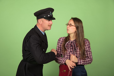 002-police studio
