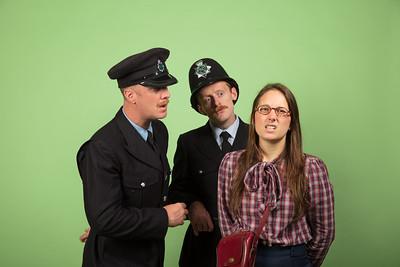 027-police studio