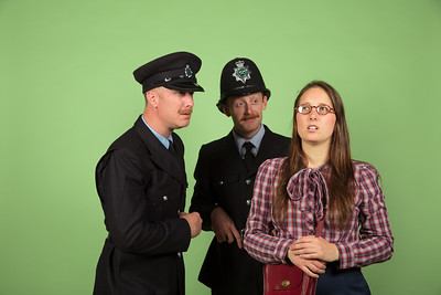 021-police studio
