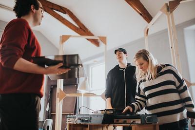 22 Zonk FM - Rehearsals