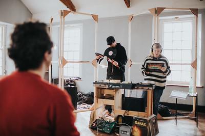 04 Zonk FM - Rehearsals