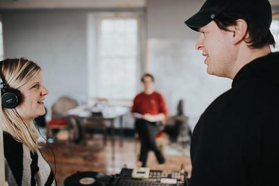 08 Zonk FM - Rehearsals