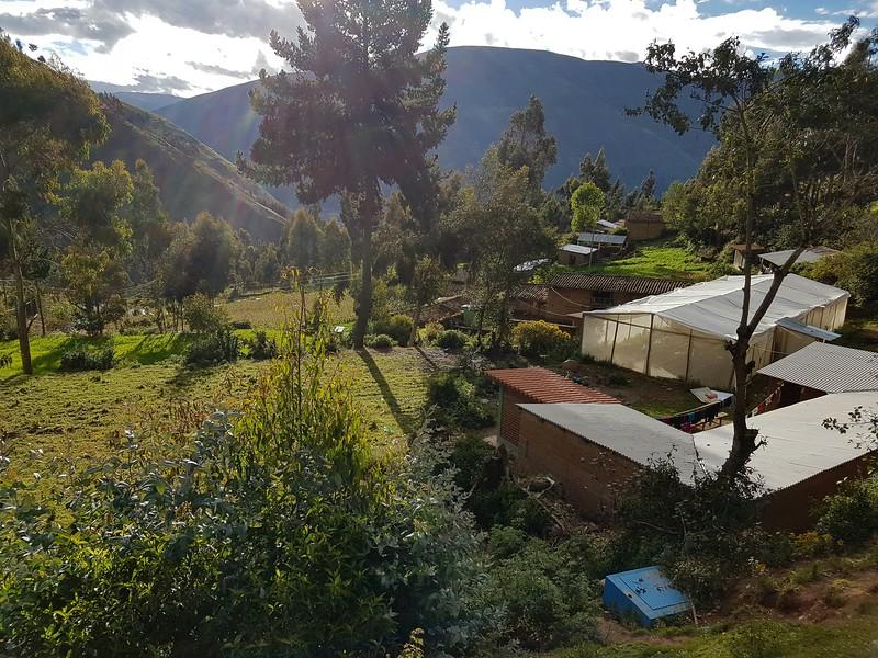 Sierra peruana Comunidad de Atocc, Pampas-Huancavelica