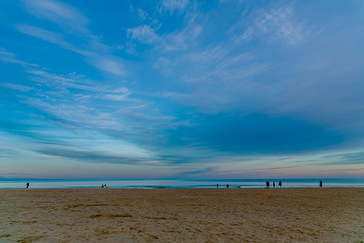 Playa de la Malvarrosa, Valencia - España