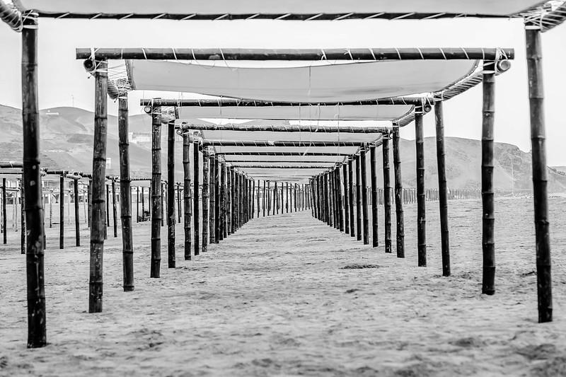 Playa Chepeconde, Lima - Perú