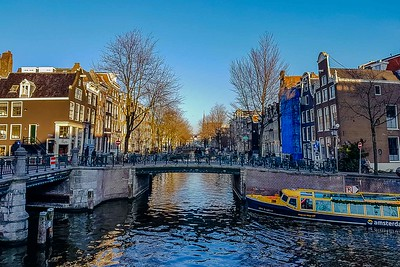 Amsterdam, Netherlands - Holland