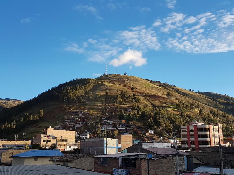 Sierra peruana Pampas, Tayacaja- Huancavelica
